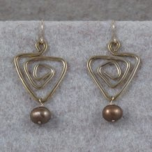 Bronze TriSpi (brown pearl)